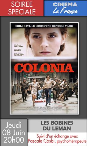 BOBINES COLONIA