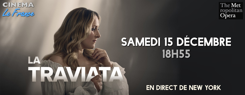Photo du film La Traviata (Met - Pathé Live)