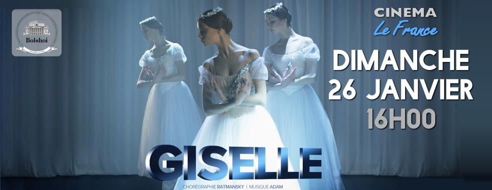 Photo du film Giselle (Bolchoï)