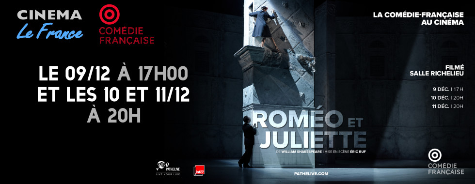Photo du film Roméo et Juliette (Comédie-Française - Pathé Live)