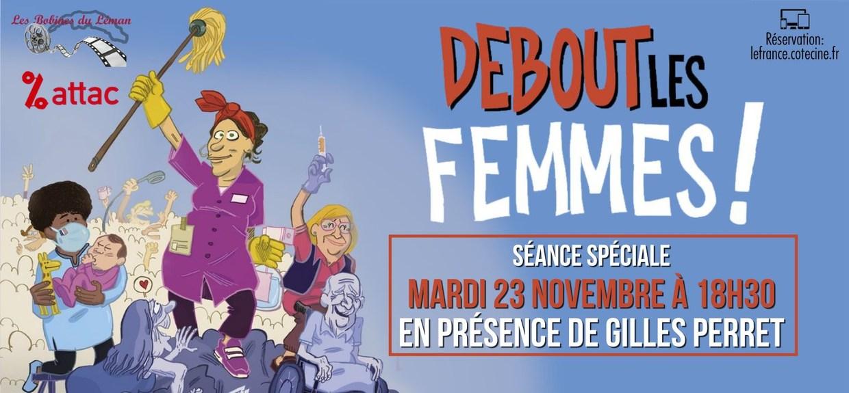 Photo du film Debout les femmes !