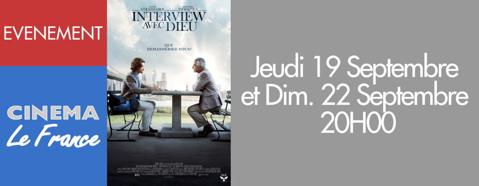 Photo du film Interview avec Dieu