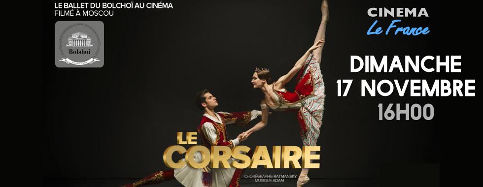 Photo du film Le Corsaire (Bolchoï)