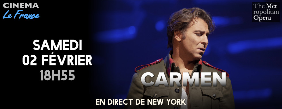 Photo du film Carmen (Met -Pathé Live)