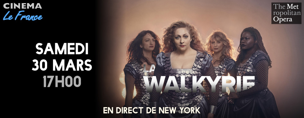 Photo du film La Walkyrie (Met - Pathé Live)