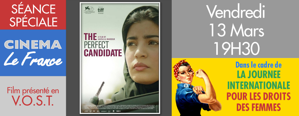 Photo du film The Perfect Candidate